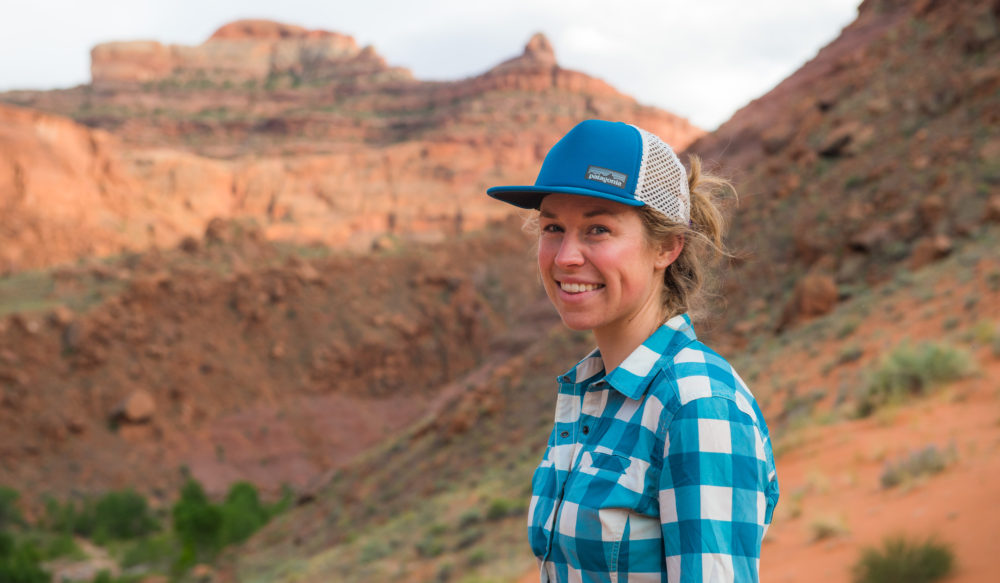 Morgan Tilton is an adventure journalist and will be speaking at the Women Outside Adventure Forum in Durango.