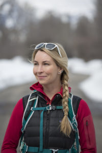 Kelly Halpin is an adventure ultrarunner sponsored by La Sportiva and Osprey. She will be speaking at the Women Outside Adventure Forum in Durango.